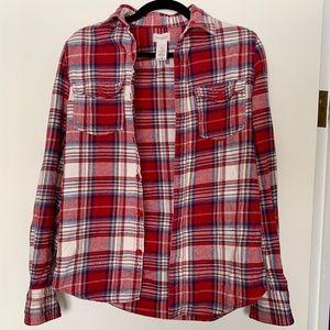 Super Comfy Plaid Shirt ❤️